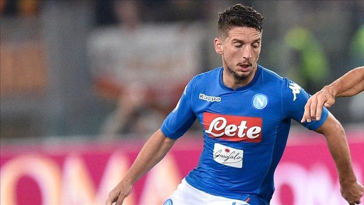 Napoli, Belçikalı yıldızı Mertens'in sözleşmesini uzattı