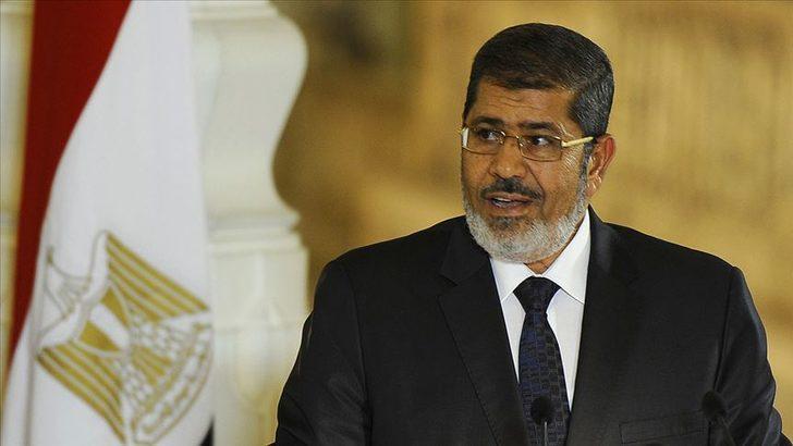 Mısır'da Cumhurbaşkanı Muhammed Mursi'nin mahkeme salonundaki vefatının üzerinden bir yıl geçti