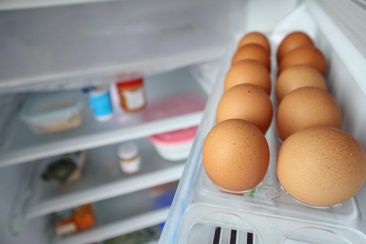 Dolaba koymadan önce yumurtayı sakın yıkamayın! Sebebi açıklandı...