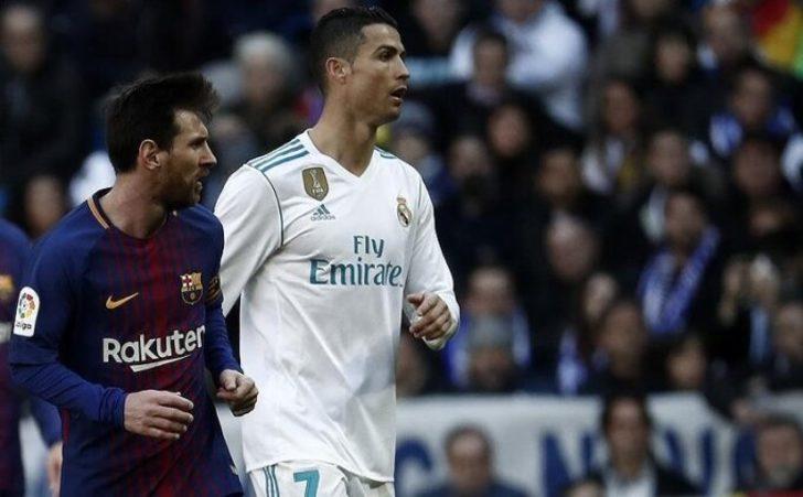 La Liga'nın Başkanı Javier Tebas: Ronaldo etkilemedi, Messi gitse farklı olurdu