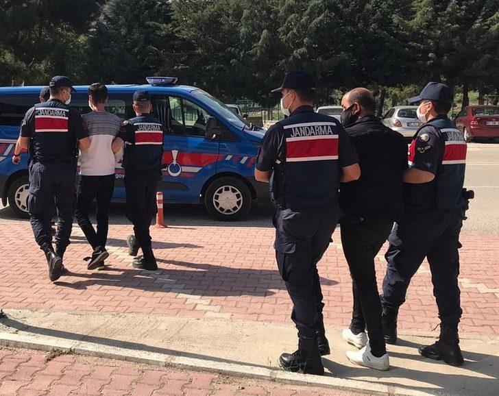 Burdur'da uyuşturucu operasyonu: 2 tutuklu
