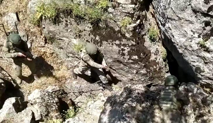 MSB: Komandolarımız, terör örgütüne darbe vurmaya devam ediyor