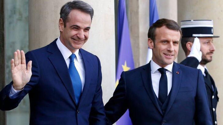 Doğu Akdeniz: Fransa, Yunanistan'a destek vererek ne yapmak istiyor?