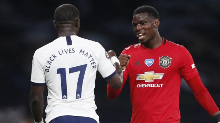ÖZET | Tottenham - Manchester United maç sonucu: 1-1