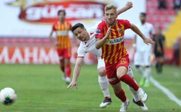 ÖZET | Kayserispor 2-0 Gençlerbirliği maç sonucu
