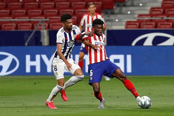 Atletico Madrid 1-0 Valladolid (Maç Sonucu)