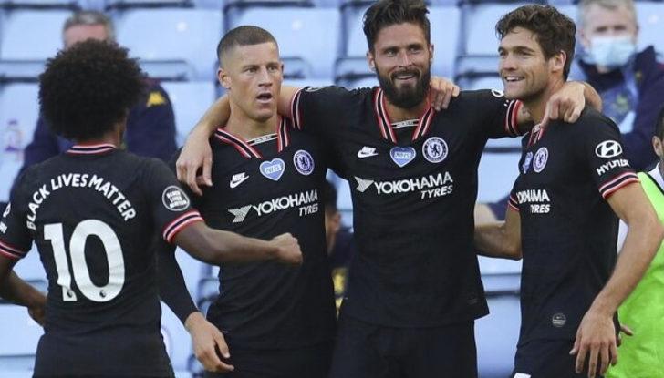 Aston Villa 1-2 Chelsea (Maç Sonucu)