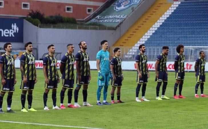 Fenerbahçe'nin serileri altüst oldu!