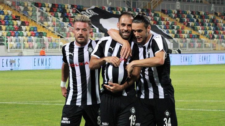 Altay adım adım Süper Lig'e
