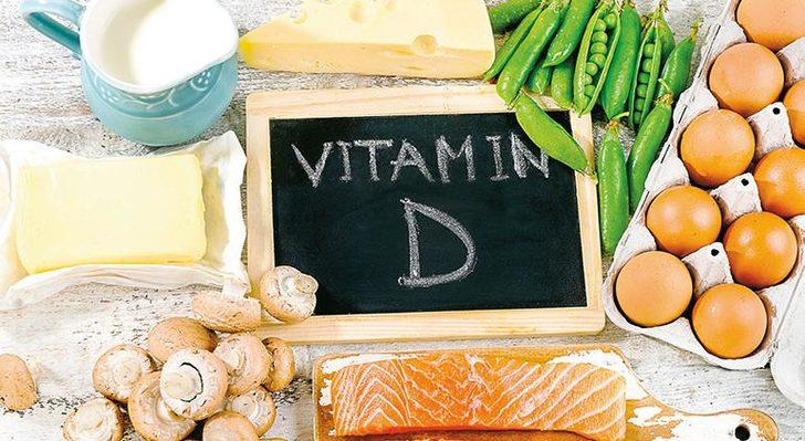 D Vitamini Eksikliği : Nedenleri, Belirtileri, Tedavisi