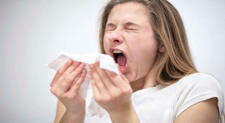 Üst solunum yolu enfeksiyonlarına dikkat