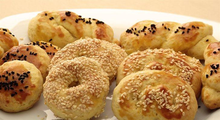 Çayın yanına daha iyisi düşünülemez: Ağızda dağılan tuzlu kurabiye tarifi
