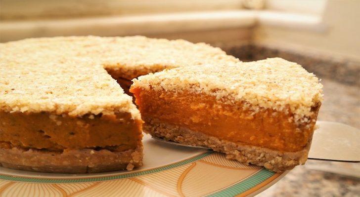 Turuncu bir rüya: Bal kabaklı pasta tarifi