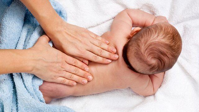 Bebeğinizi sakinleştiren yöntem