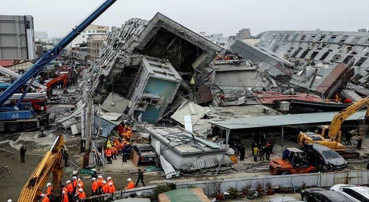 Rüyada Deprem Görmek: Deprem Olması, Ev Yıkılması