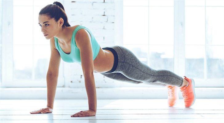 Erkek ve Kadınlar İçin Uygun Alt Karın Eritme Egzersizleri [RESİMLİ]