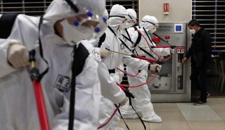 Güney Kore, koronavirüsün 'ikinci dalgasıyla' mücadele ediyor
