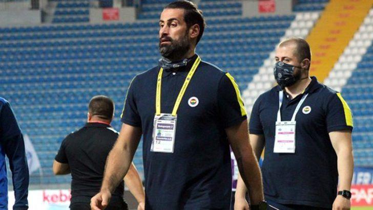 Volkan Demirel, maç sonu Ozan Tufan ve Ferdi Kadıoğlu'nu azarladı