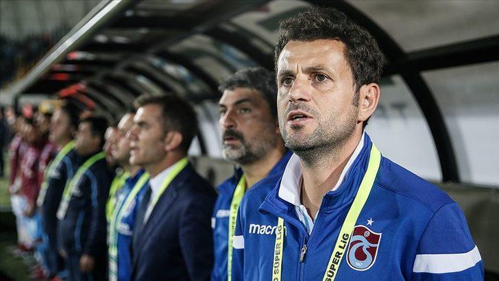 Trabzonspor Teknik Direktörü Hüseyin Çimşir'den Alanyaspor maçı öncesi açıklama