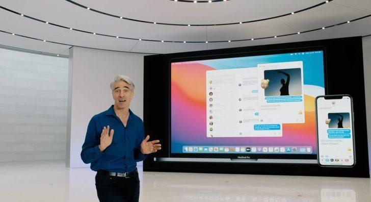 WWDC 2020'den: MacOS Big Sur duyuruldu! İşte yeni MacOS Big Sur'un özellikleri