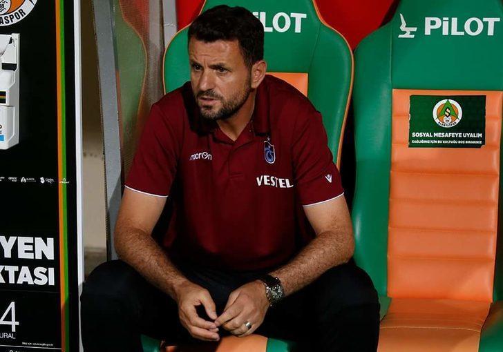 Trabzonspor Teknik Direktörü Hüseyin Çimşir, Alanyaspor maçı sonrası açıklamalarda bulundu