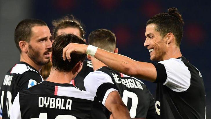 Bologna 0-2 Juventus (Maç Sonucu)