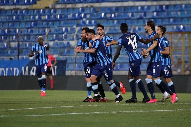 Adana Demirspor 2-1 Osmanlıspor (Maç Sonucu)