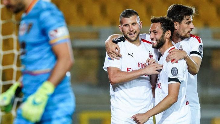 ÖZET   Lecce - Milan maç sonucu: 1-4