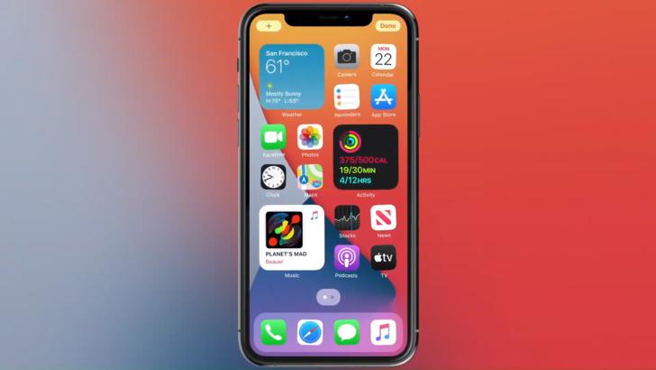 iOS 14 saat kaçta yayınlanacak?