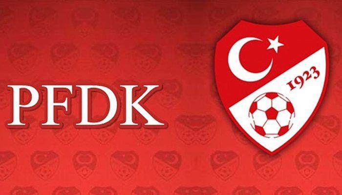Serdar Aziz, Kone ve Feghouli PFDK'ya sevk edildiği bildirildi!