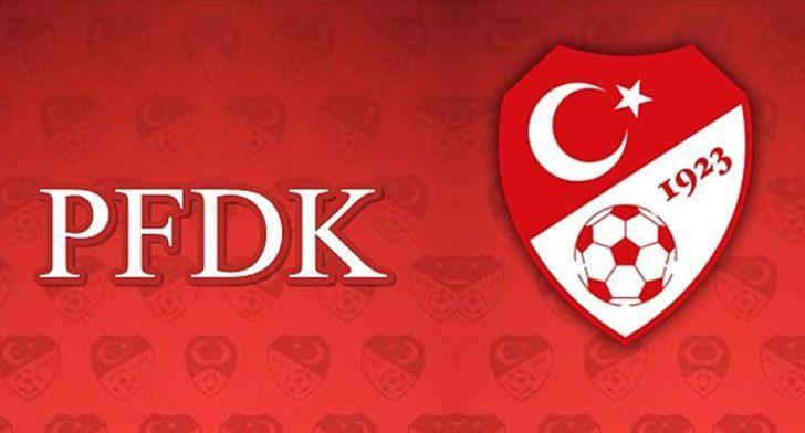 Kayserispor ve oyuncusu Lopes, PFDK'ya sevk edildi
