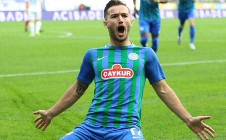 Çaykur Rizespor, Galatasaray ile anılan Oğulcan Çağlayan'ın sözleşmesini 1 yıl uzattı