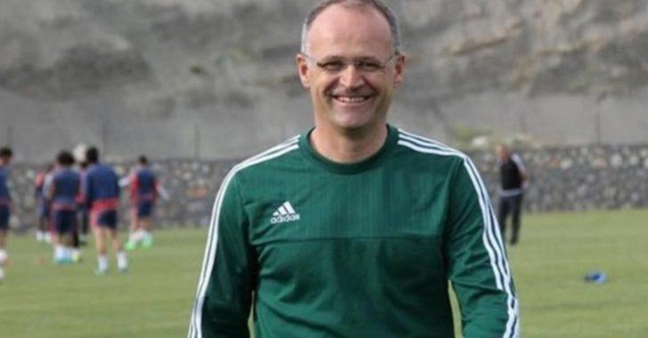 Bursaspor, teknik direktörlük için İrfan Buz ile prensipte anlaşma sağladı