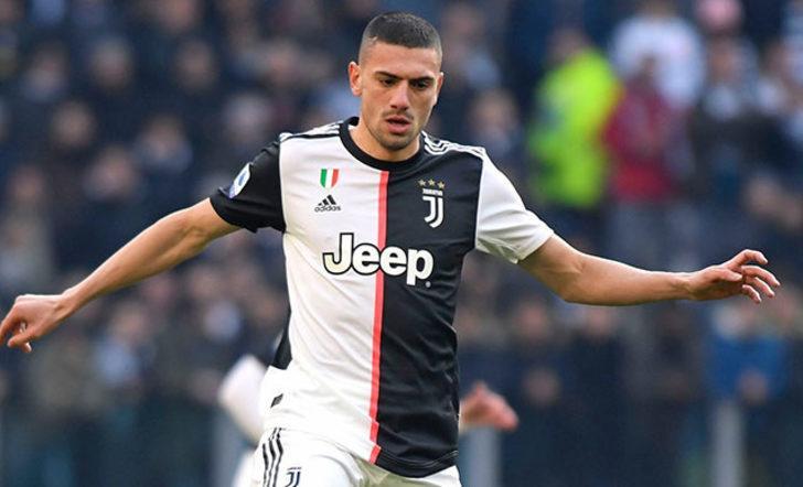 Juventus'ta Merih Demiral'dan dönüş sinyali