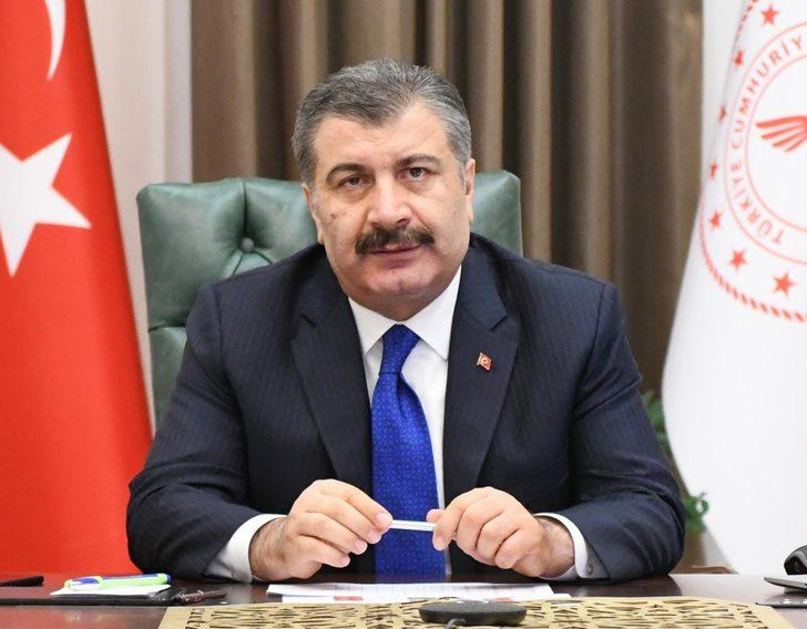 Sağlık Bakanı Koca'dan temizlik vurgusu: Ellerimizi normalde olduğundan daha sık yıkayalım