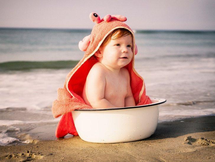 Dikkat bebek var! Bebekle tatile gitmenin püf noktaları