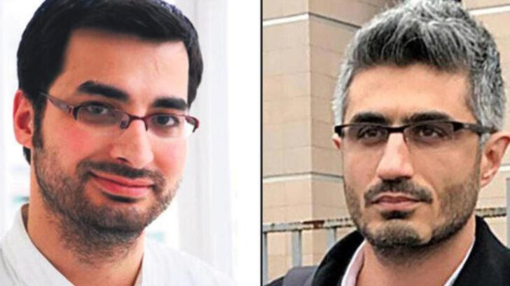 Gazeteciler Barış Pehlivan ve Barış Terkoğlu'nun duruşması başladı