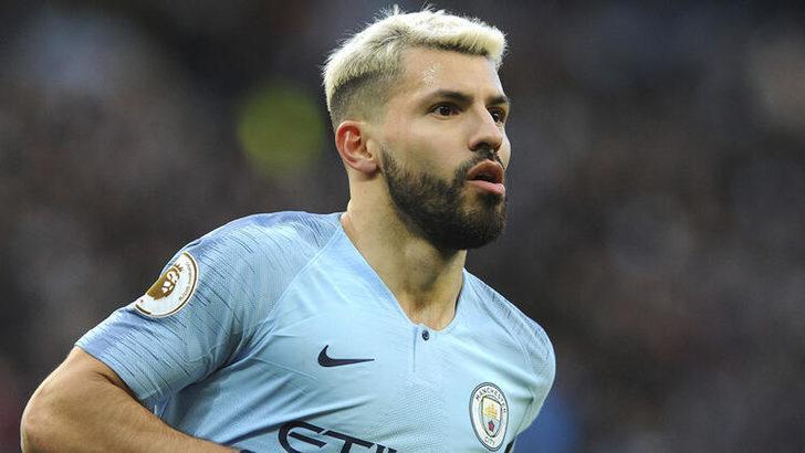 Manchester City'e Agüero'dan kötü haber