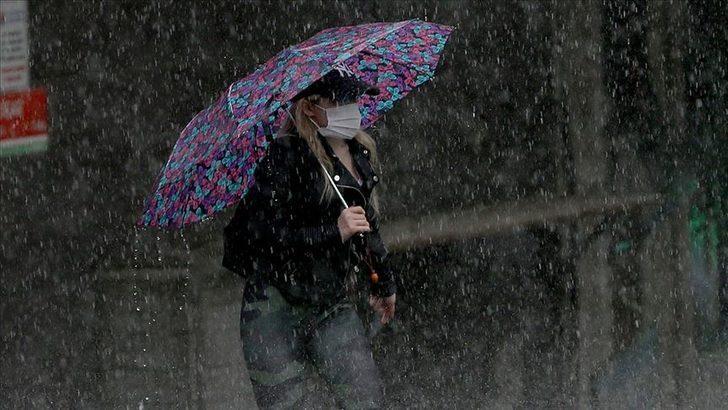 Son Dakika: Meteoroloji'den birçok il için yağmur ve kar uyarısı (28 Şubat Pazar hava durumu)