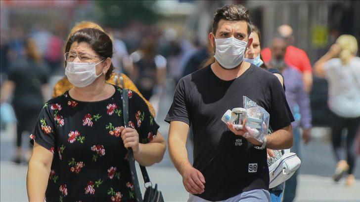 İzmir genelinde maske takma zorunluluğu getirildi
