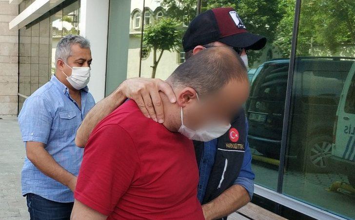 Çay ocağındaki uyuşturucu ticaretine 1 tutuklama