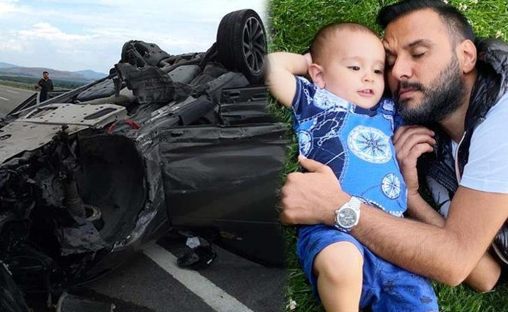 Alişan'dan trafik kazası sonrası ilk paylaşım: Kendi canını hiçe sayarak oğlumun hayatını kurtardı