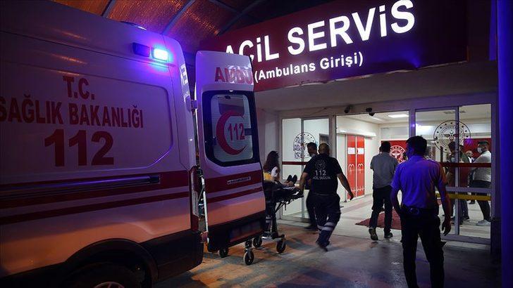 Hakkari'de PKK'lı teröristlerin saldırısında 2 işçi yaralandı