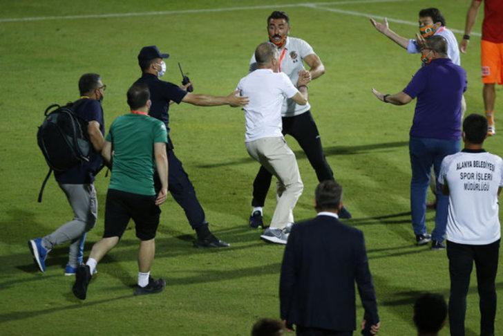 Ahmet Ağaoğlu ile Hasan Çavuşoğlu PFDK'ye sevk edildi