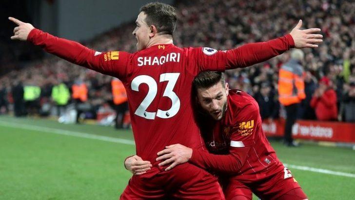 Liverpool, 30 yıl sonra Premier Lig şampiyonu oldu