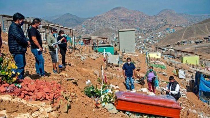 Koronavirüs: Erkenden sıkı önlemler alan Peru neden vaka sayısı en yüksek ülkelerden biri oldu?