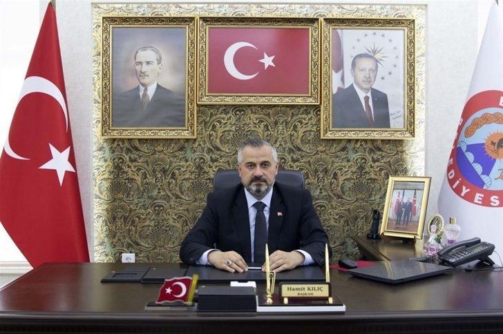 """Başkan Hamit Kılıç: """"YKS için tüm tedbirleri aldık"""""""