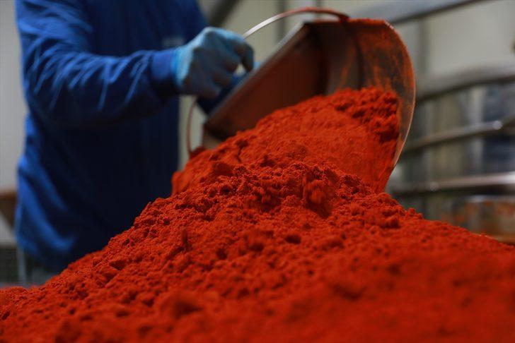 Baharat ihracatı yüzde 5 arttı! Kekik ve ıhlamura yoğun talep