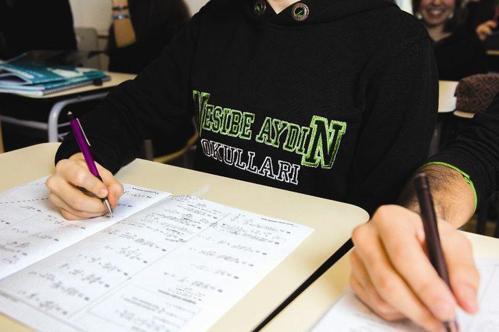 Nesibe Aydın Okulları, YKS'yi değerlendirdi