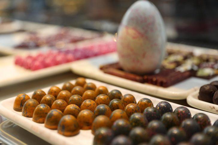 'Kibele' çikolata markası oldu